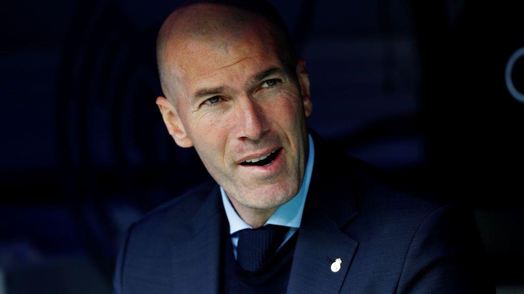 """Zidane: """"Ancelotti me dijo que era más bonito y difícil ganar como entrenador, y tenía razón"""""""