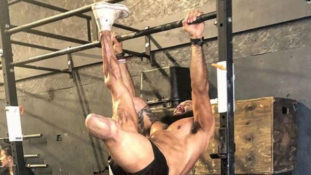Un marine amputado en la guerra de Iraq, estrella del fitness en Instagram