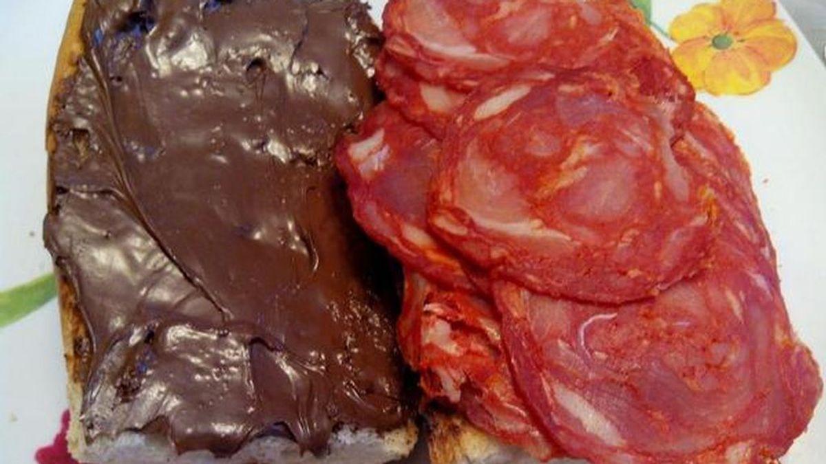 Hummus de brownie o bocata de nocilla con chorizo: ¿te los comerías sí o no?