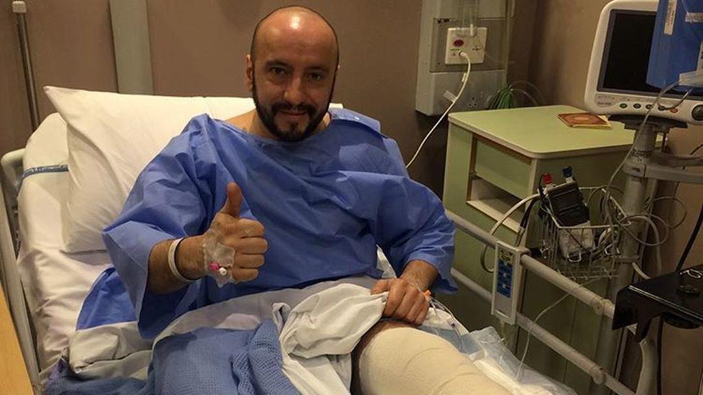 El mecánico atropellado por Raïkkönen ha sido operado con éxito de la fractura de tibia y peroné