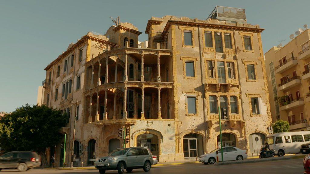 Viajeros cuatro, Beirut