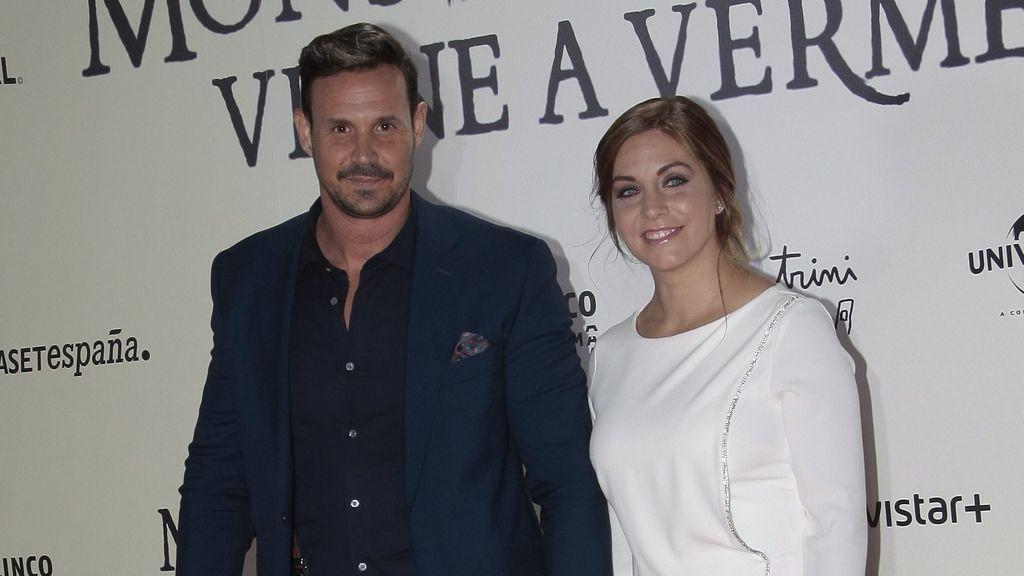 Leire Martinez y Jacobo Bustamante