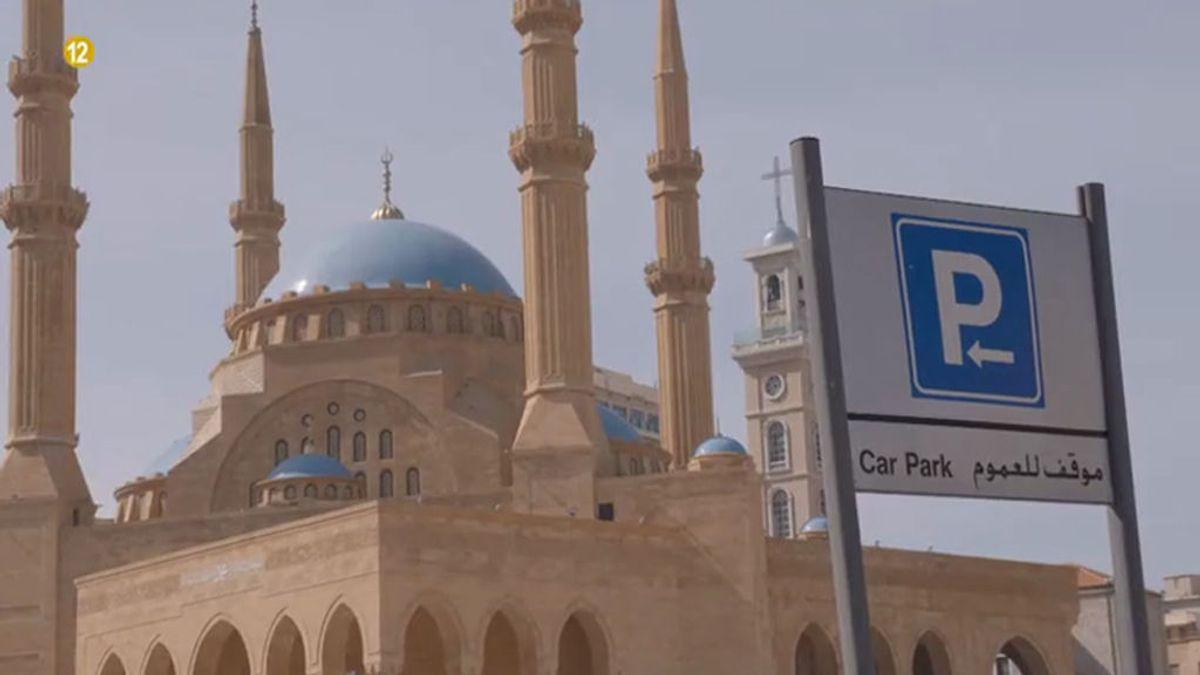 Beirut, una ciudad llena de contrastes, próximo destino de 'Viajeros Cuatro'