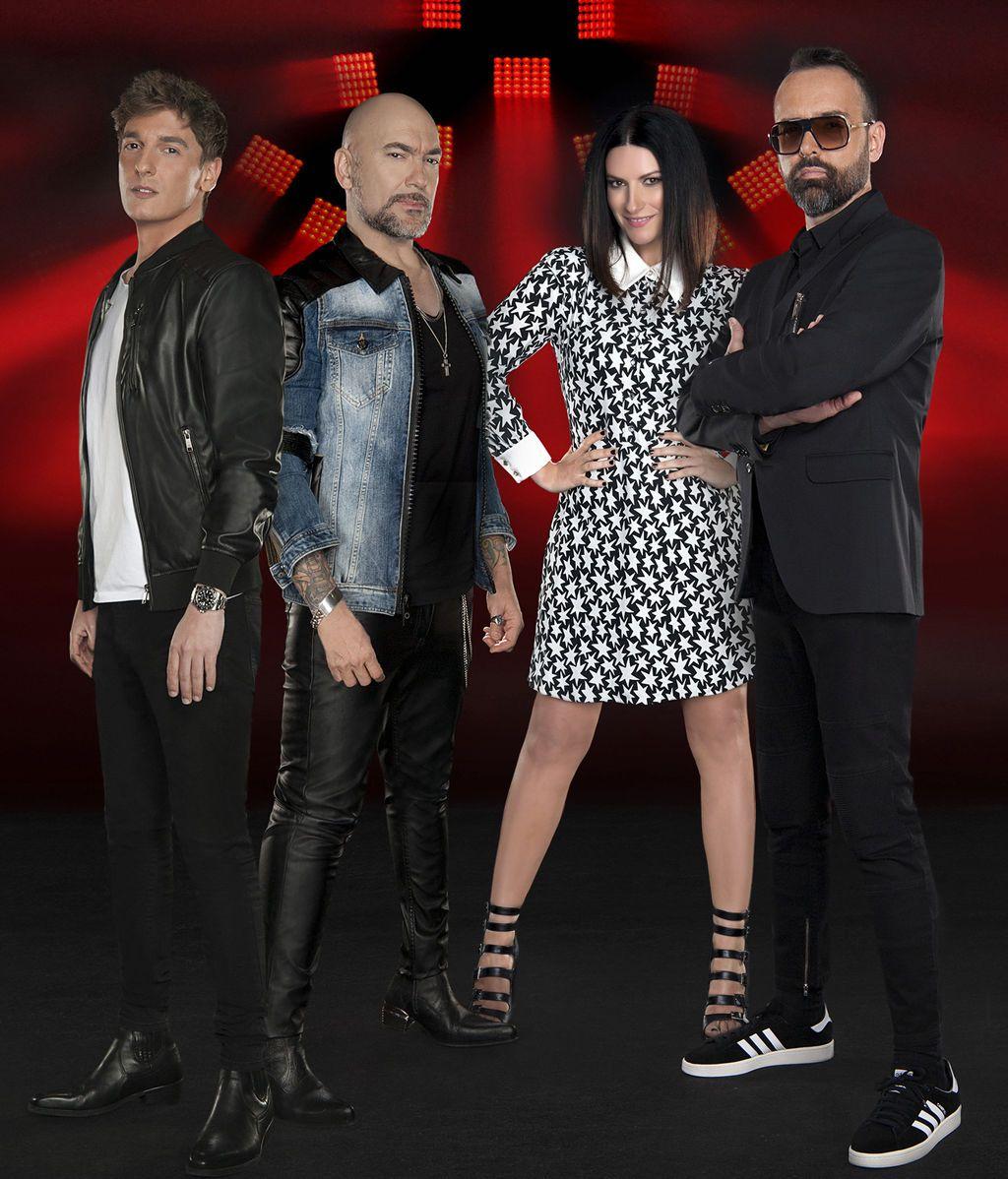 El equipo de 'Factor X'