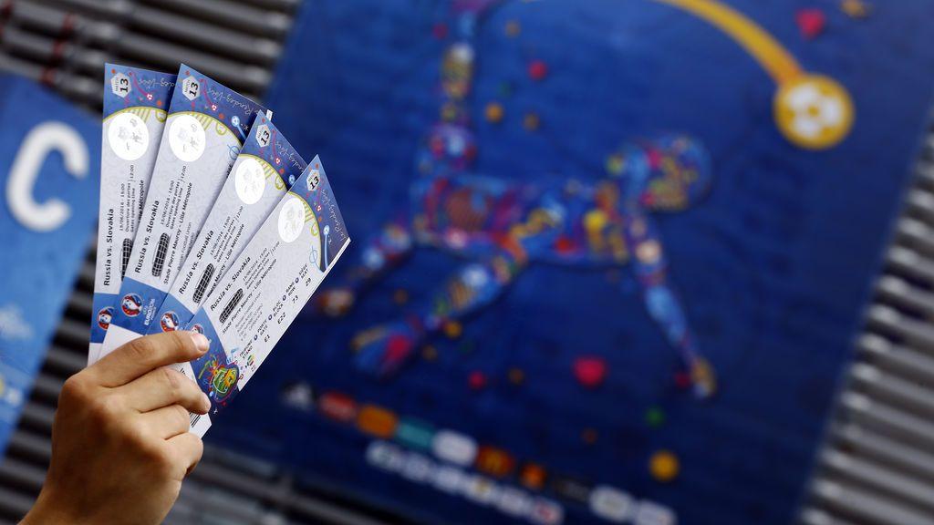 La FIFA revela el diseño para las entradas del Mundial de Rusia