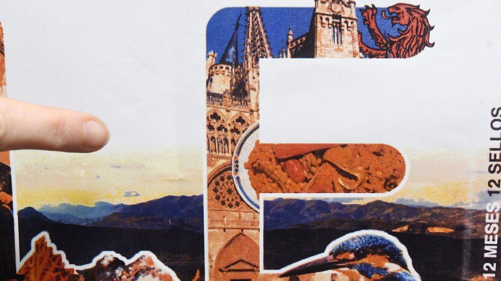 Correos lanza un sello dedicado a León...¡con la catedral de Burgos!