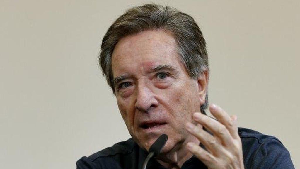 Iñaki Gabilondo sufre un desvanecimiento durante una conferencia en Navarra