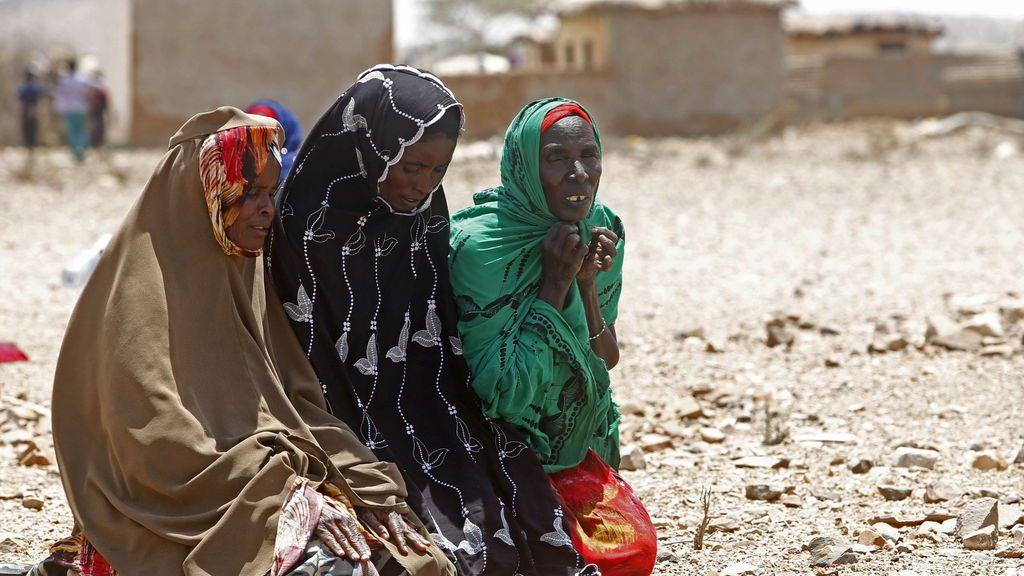 Otro efecto de la devastadora sequía en Somalilandia: más matrimonios infantiles