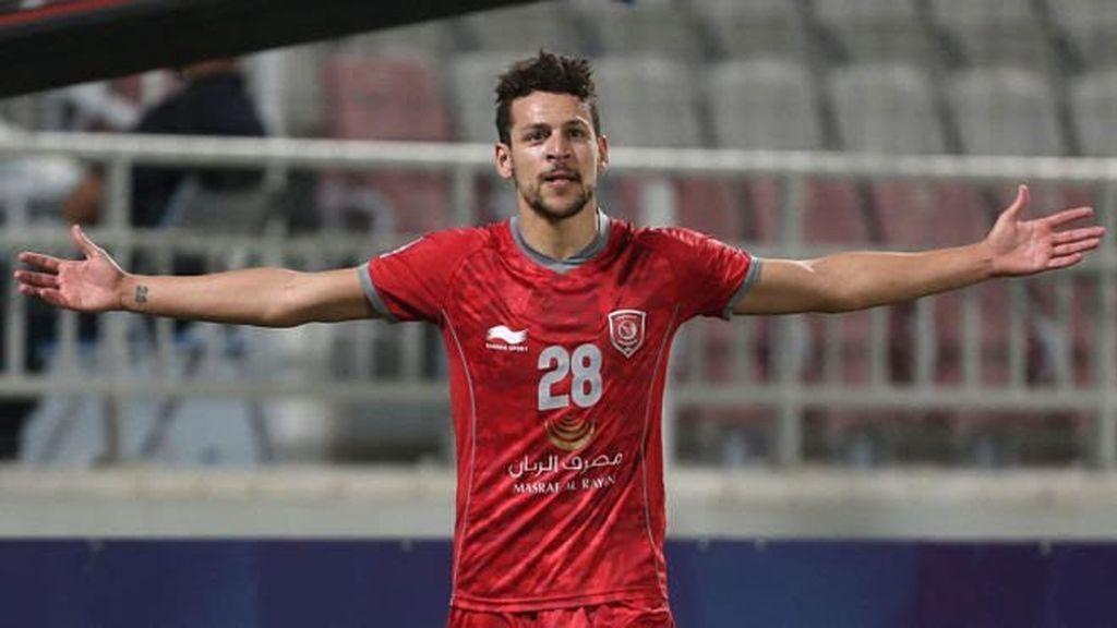La estrella de Túnez, Youssef Msakni, podría llegar al Mundial pese a su lesión de rodilla