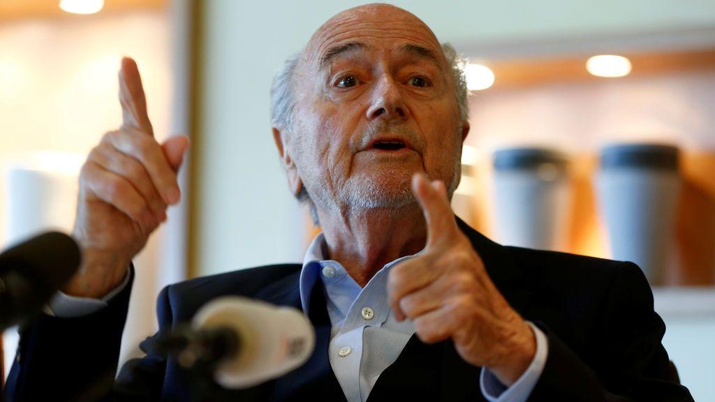 Blatter, contrario al nuevo sistema para elegir las sedes del Mundial