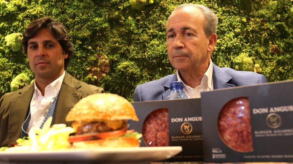 De carne Angus y cuatro detalles más sobre las nuevas hamburguesas de Fran Rivera