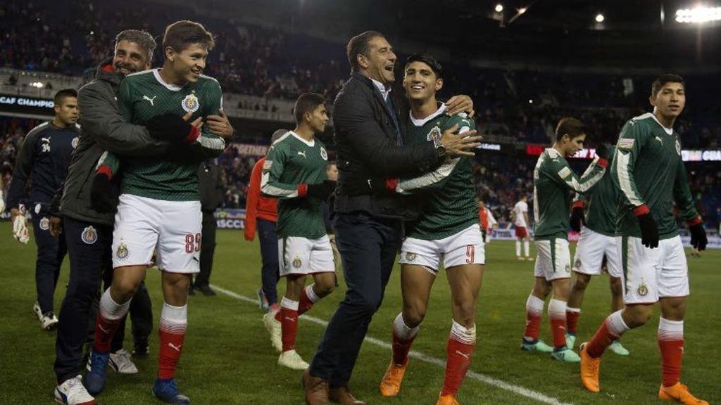 Toronto y Chivas Guadalajara disputarán la final de la Liga de Campeones de la Concacaf