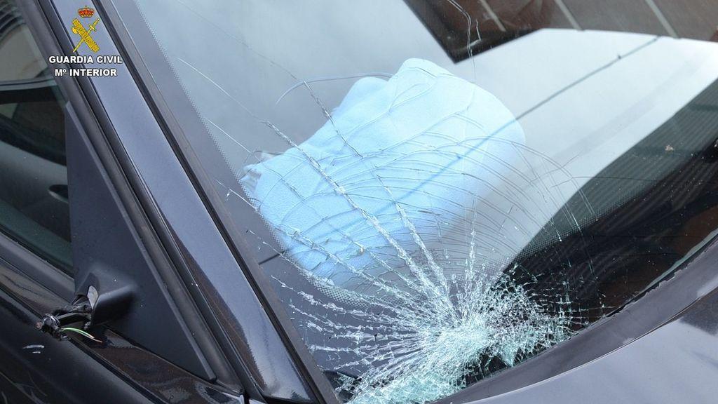 Muere el anciano atropellado en León por un agente de la Guardia Civil que se dio a la fuga