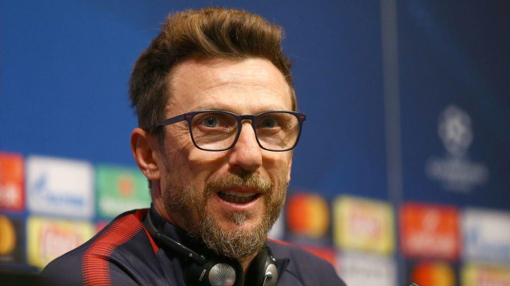 """Di Francesco: """"Nuestro objetivo ahora es ir a Kiev"""""""