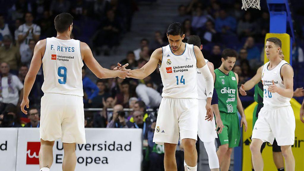 (Crónica) Carroll y Doncic hunden al Joventut para mantener al Real Madrid en la cima