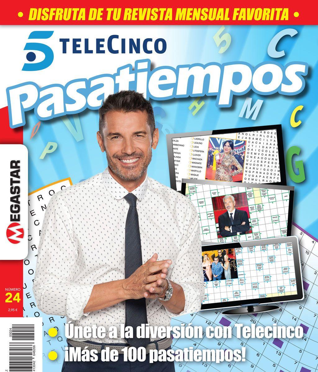 ¡Ya disponible la nueva entrega de Pasatiempos de Telecinco!