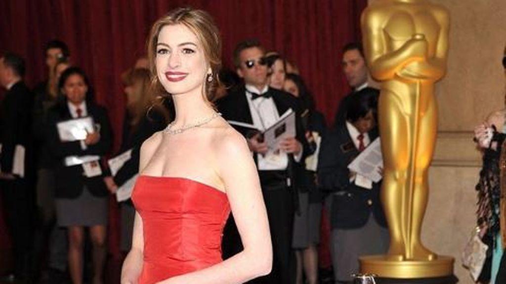 Anne Hathaway denuncia la 'gordofobia' y anuncia nueva película