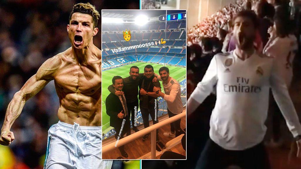 """""""No es como comienza..."""" El 'Clan Ronaldo' saca pecho y enloquece con el gol de CR7"""