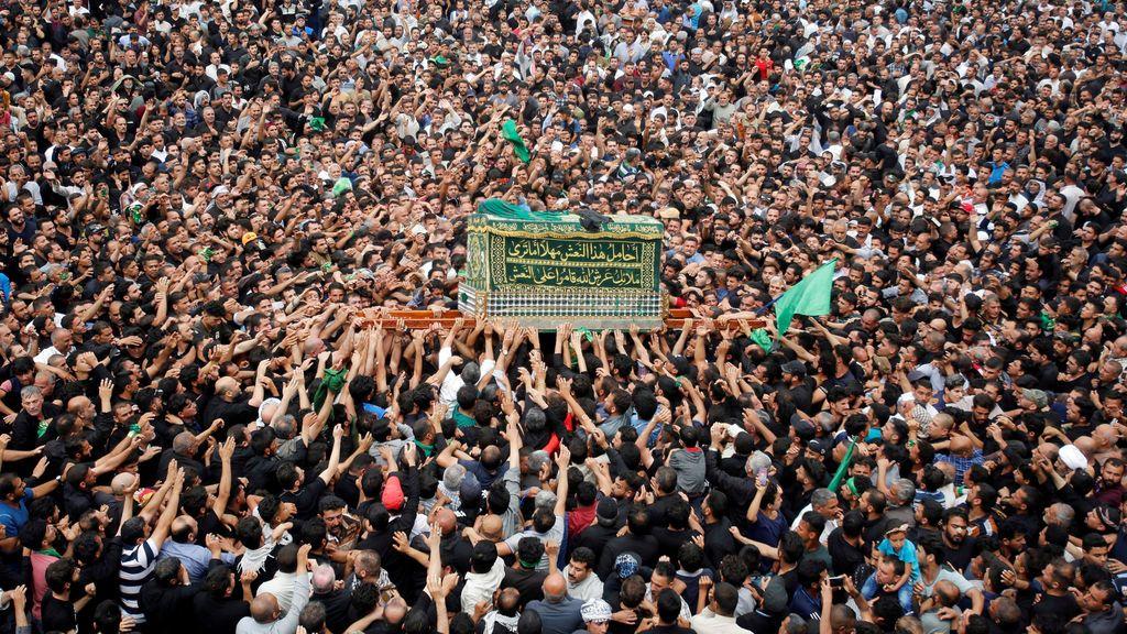 Aniversario de la muerte del Imam