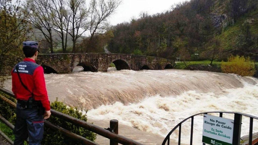 Aviso por desbordamiento de ríos: qué hacer si vives cerca de uno