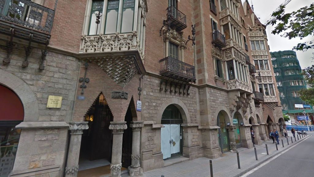 La Guardia Civil registra las dependencias del Diplocat en Barcelona