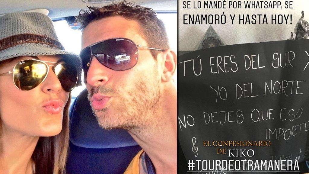 Merche y Arturo Requejo declaran su amor en su 5º Aniversario