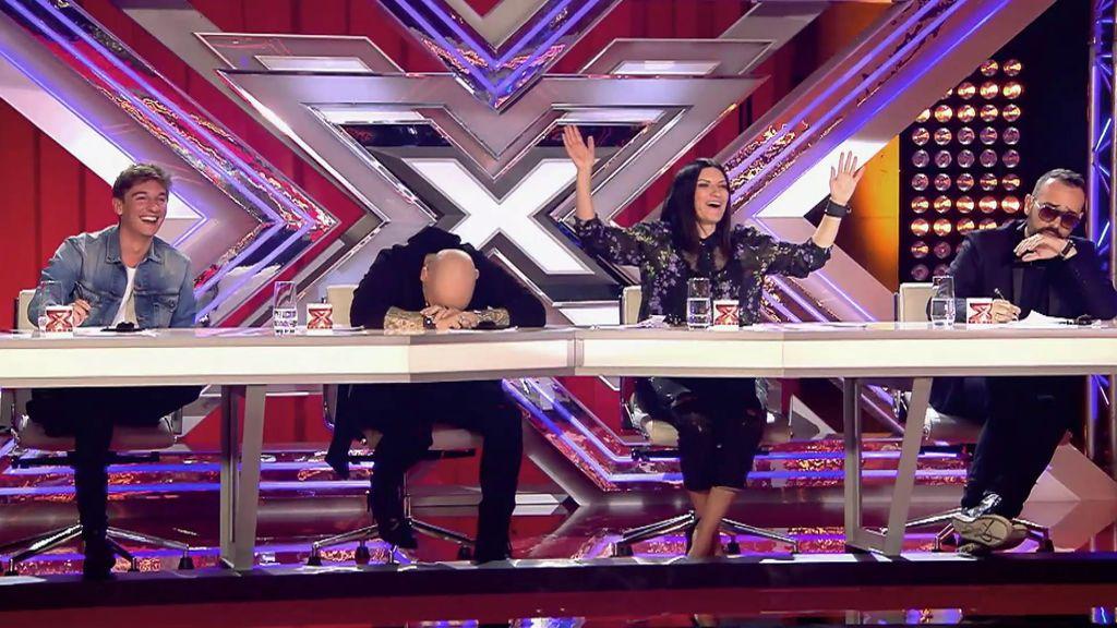 """""""Una de las mejores audiciones de la historia de los 'talent shows"""" para estrenar 'Factor X'"""