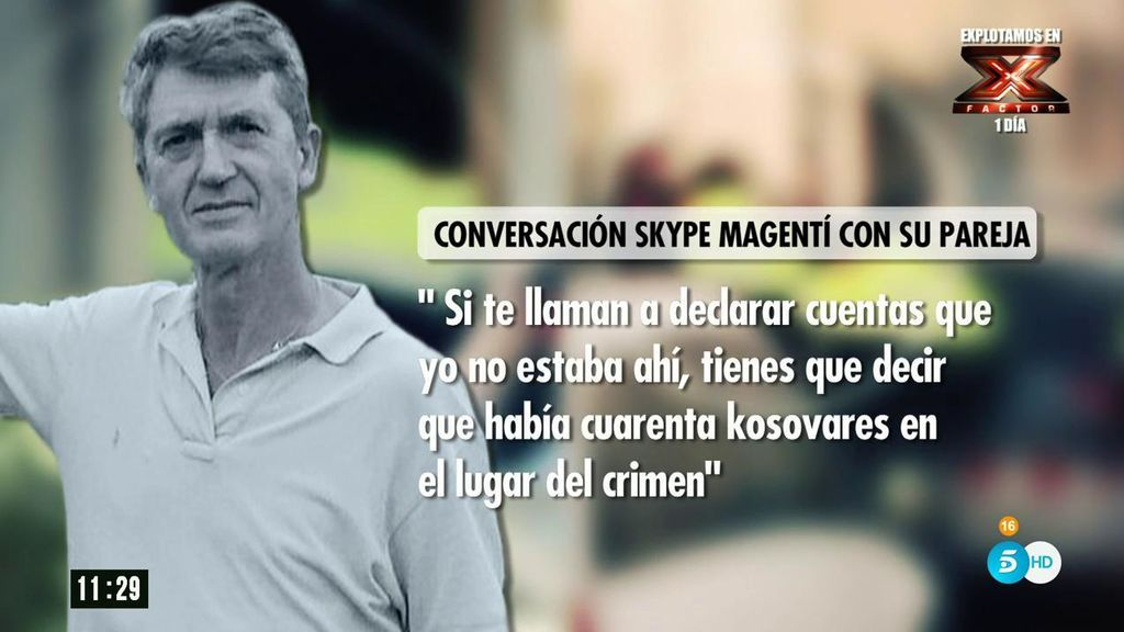 Conversación por skype de Magentí