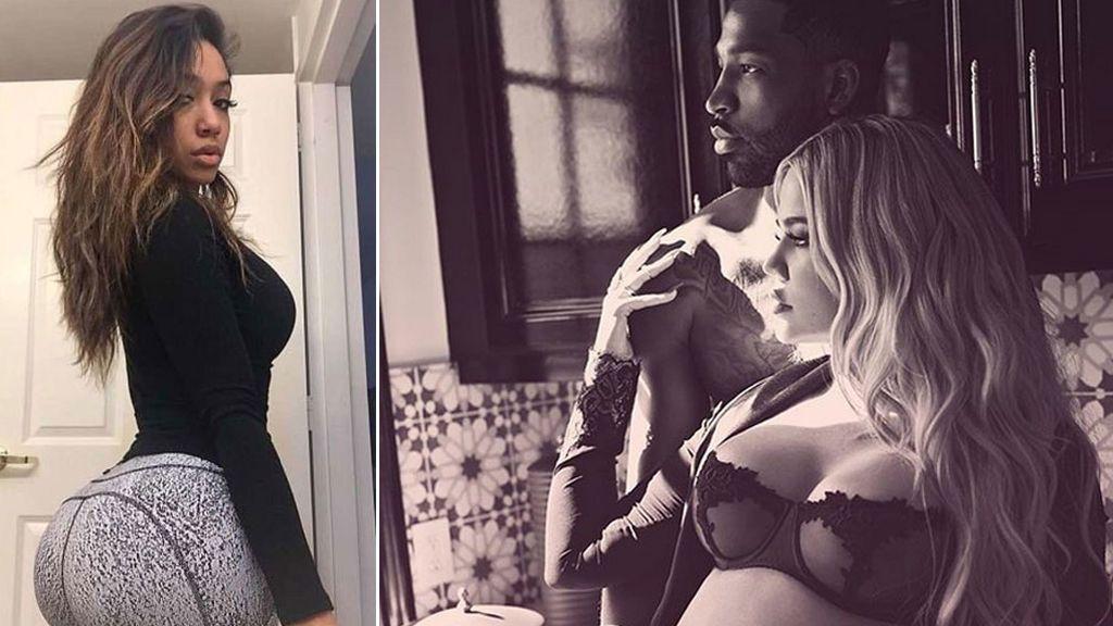 """Más drama en la infidelidad Kardashian: Khloé """"desolada"""" y la amante dice que está ¡embarazada de él!"""