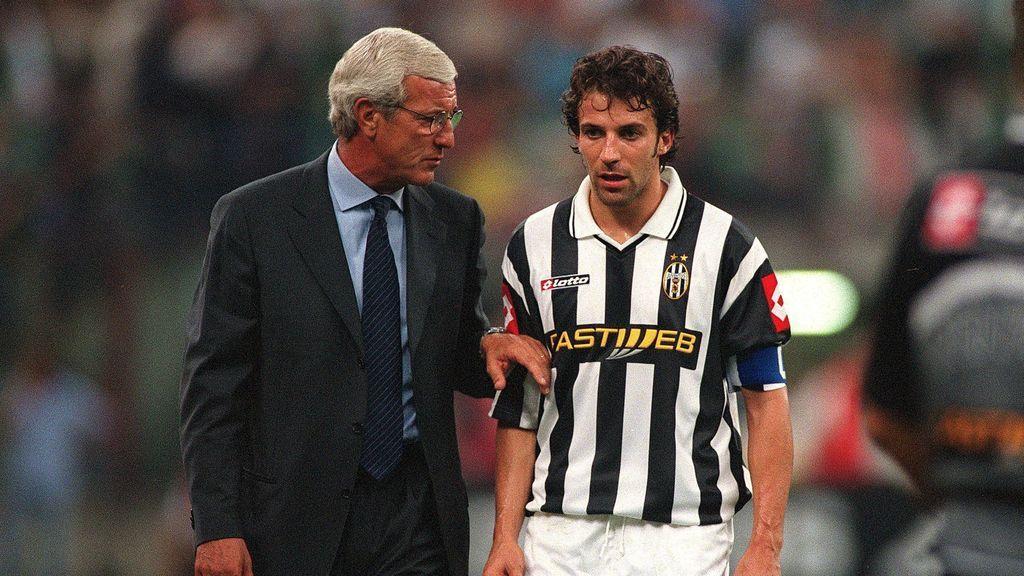 """Del Piero no entiende la reacción de Buffon: """"El fútbol es así """""""
