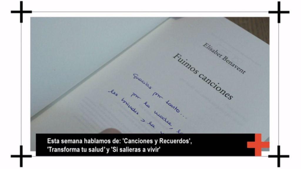 """Bilogía """"Canciones y Recuerdos"""" de Elísabet Benavent (2)"""