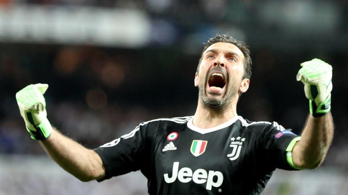 Buffon, en declaraciones tras la polémica eliminación de la Juventus, deja entrever una posible retirada a final de temporada