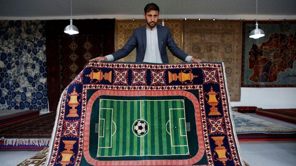 Singular alfombra