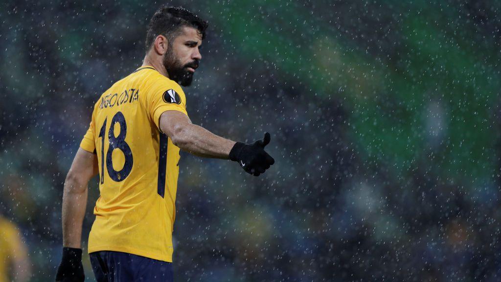 ¿Mundial en peligro? Diego Costa sufre una lesión en la parte posterior del muslo izquierdo