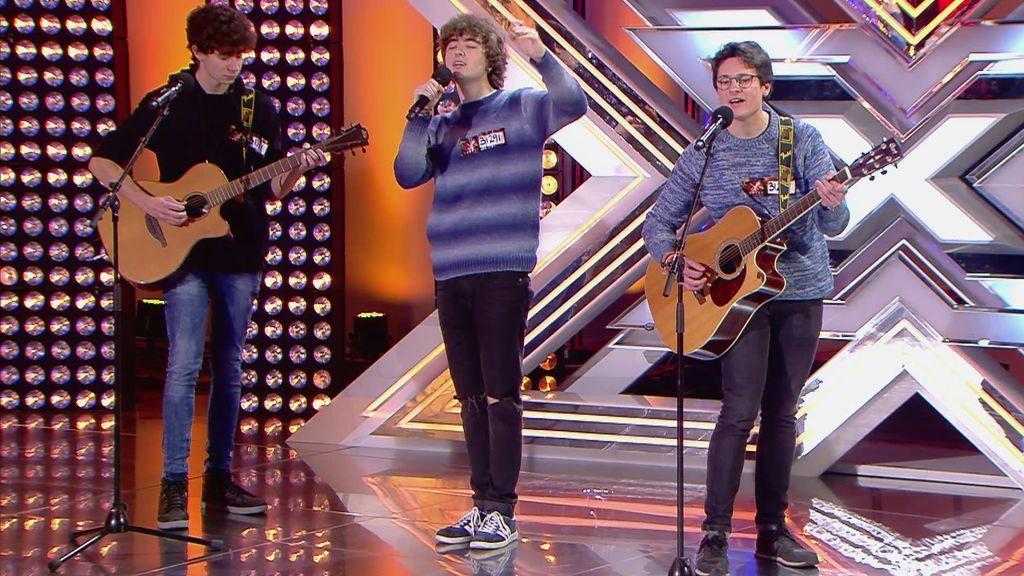 """Malva, el grupo musical con mucho rollo que se ha ganado un fan entre el jurado: """"Solo os falta rodar"""""""