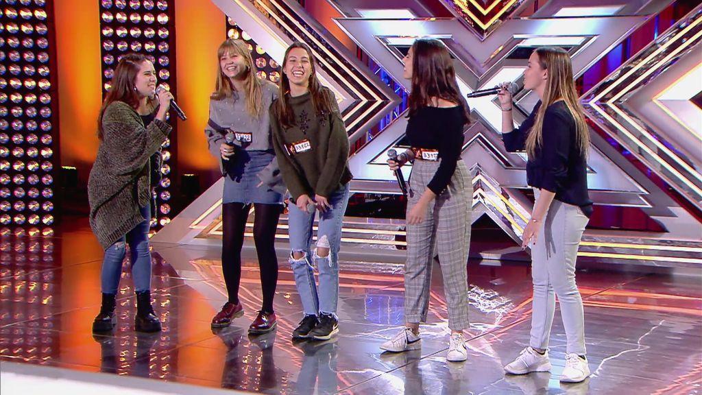El jurado de 'Factor X' se la juega con 'Noah' con un pleno antes de la actuación… ¡y alucinan!