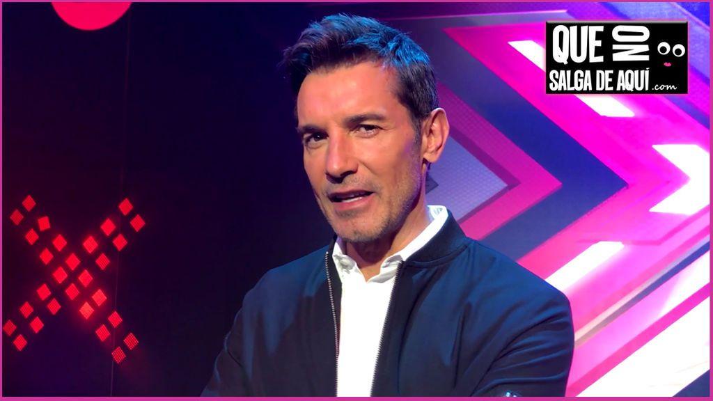 """Jesús Vázquez, de 'Factor X': """"Los jueces Xavi y Fernando van a dar mucho que hablar"""""""