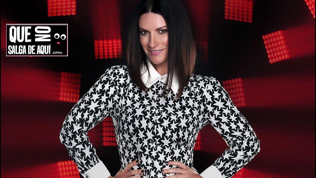 ¿Veremos a Laura Pausini más enojada que nunca en 'Factor X'?
