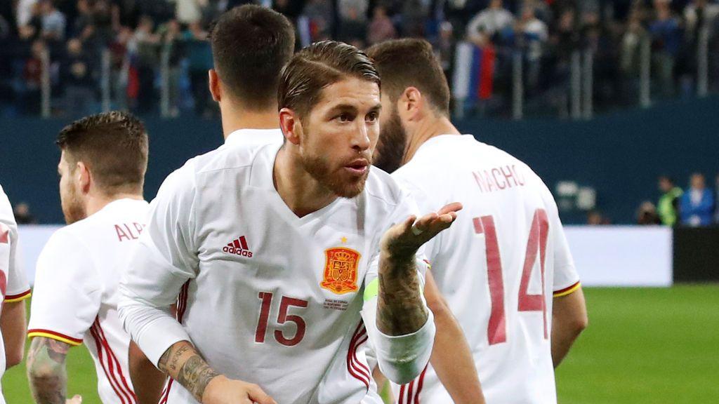 España se enfrentará  a la Gales de Bale tras el Mundial de Rusia
