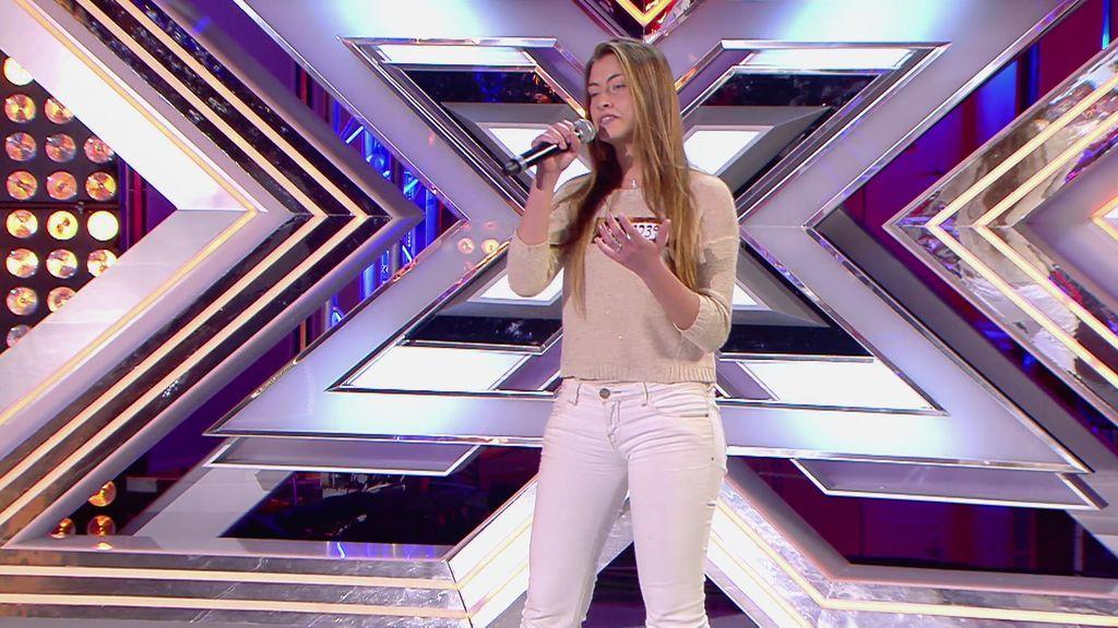 """Nieves, una mezcla entre """"Shakira, Anastacia y algo horrible"""" que hace replantearse la vida a Risto"""