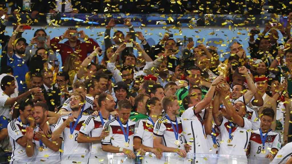 Crónica de una final: Brasil 2014, Alemania reina ante la Argentina de Messi