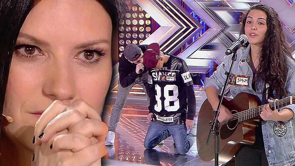 ¡Explosión de emoción y talento en el estreno de 'Factor X'!