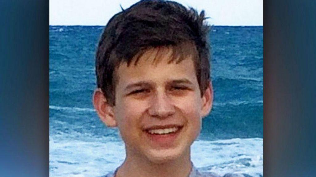 """La llamada de auxilio de un adolescente de 16 años: """"Dile a mi madre que la quiero"""""""