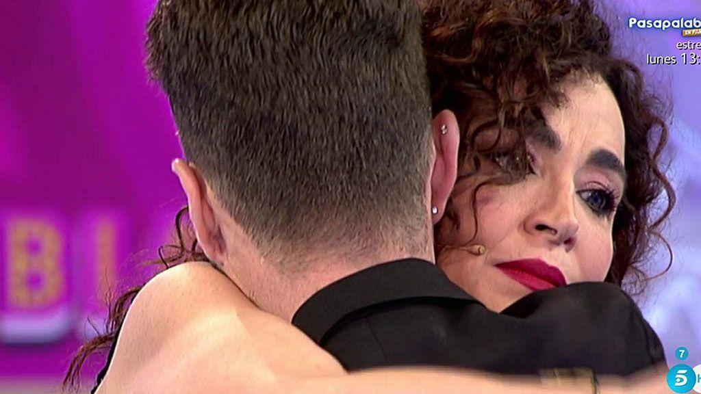 """El esperado """"Te quiero"""" de Pelayo a Cristina Rodríguez: 'Cámbiame' no podía acabar de otra manera"""
