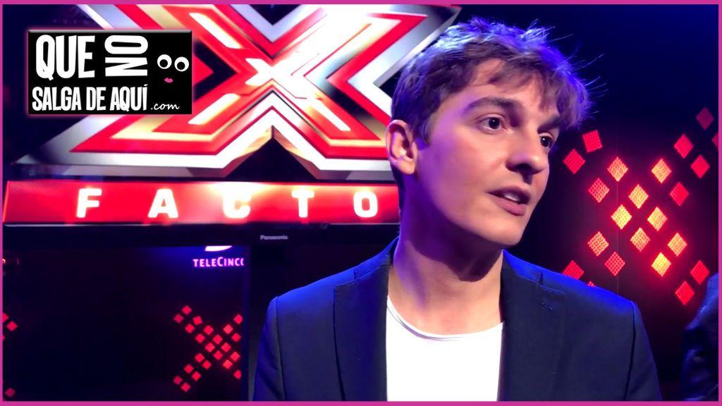 """Xavi Martínez: """"Las tensiones de Factor X entre los jueces las resolvemos en el camerino"""""""