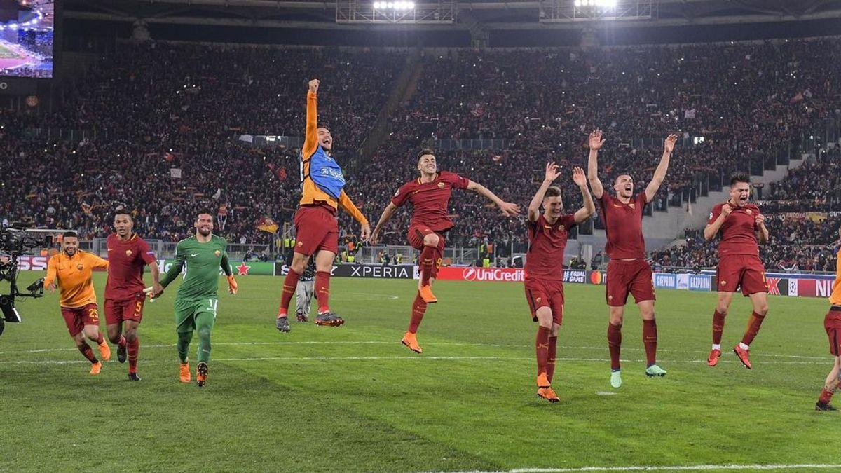 La Roma pone a la venta las entradas de 'semis' ante el Liverpool antes de celebrarse el sorteo de Champions