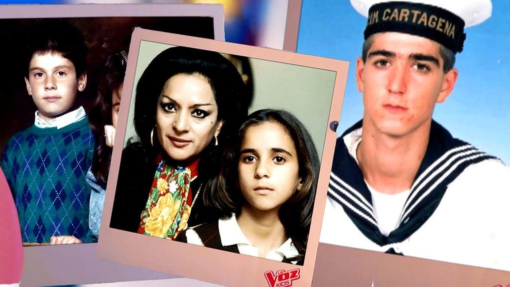 Flamencos, ligones y muy divertidos... Así eran Rosario, Orozco y Melendi en la adolescencia