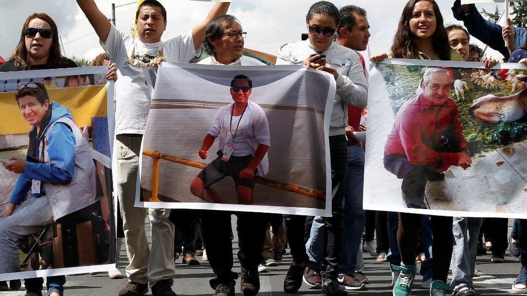 Ecuador confirma la muerte de los periodistas secuestrados