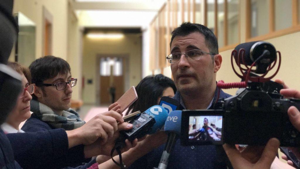 Dimite el diputado de Podemos cuyo currículo decía que era ingeniero y no era verdad