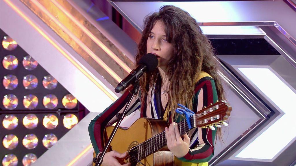 ¡Madre del amor hermoso! Daniela deja al jurado de 'Factor X' boquiabierto